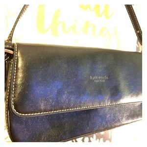 Kate Spade Leather Clutch Shoulder Bag